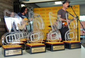 OFM Music Awards featuring Kahn and the Parlotones