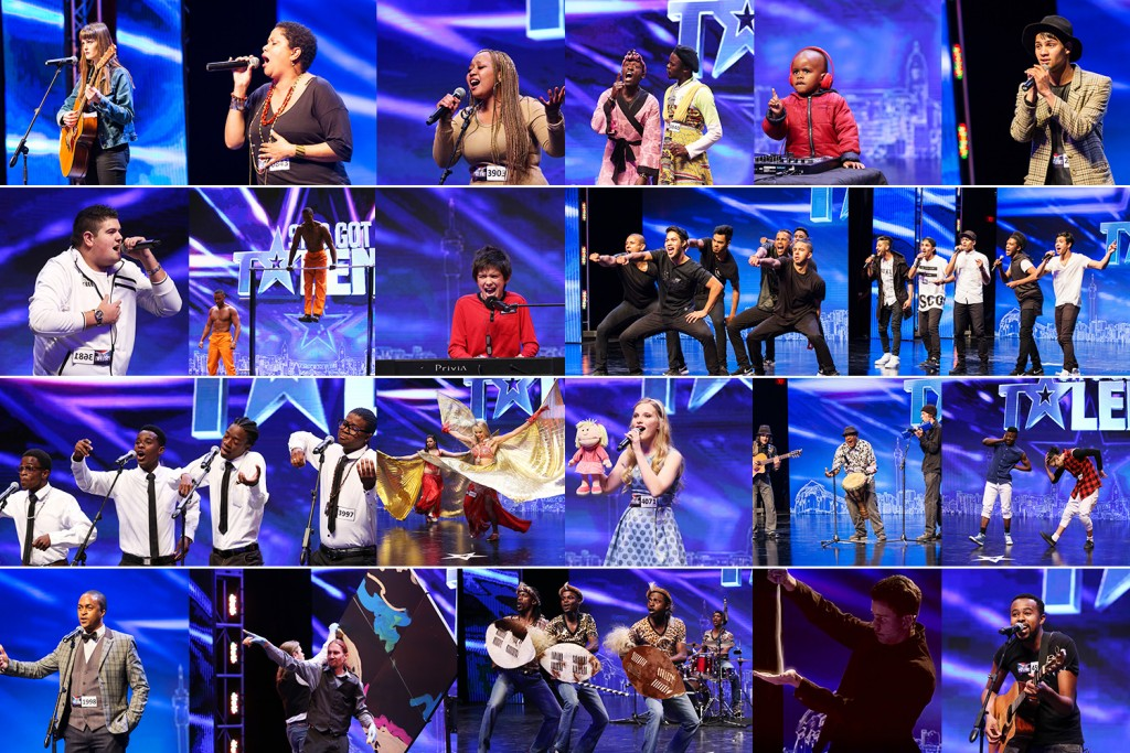 sa's got talent images