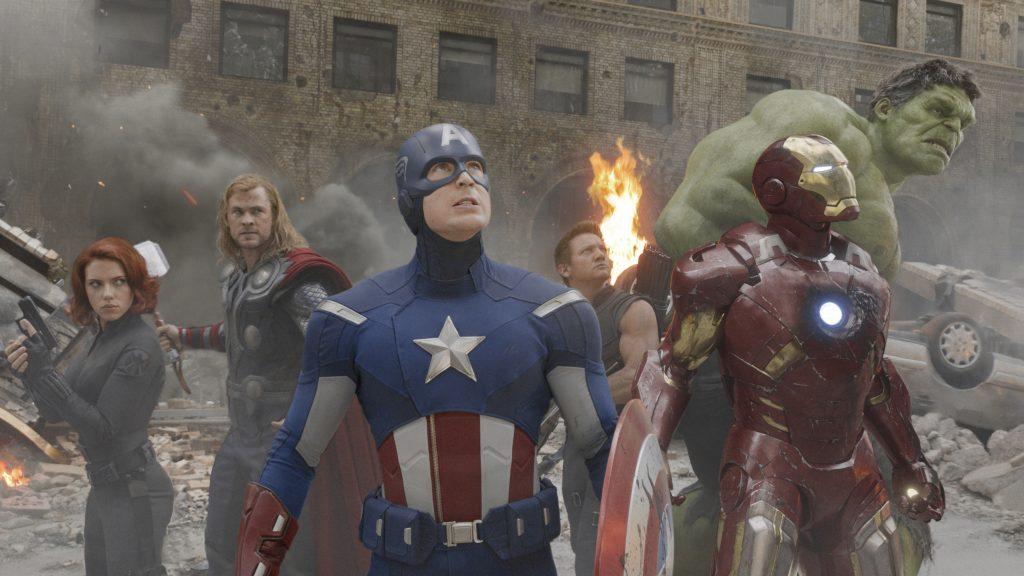 © 2012 Marvel