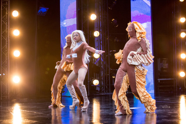 Manilla von Teeze in Cape Town impressed the audience with a dazzling performance.