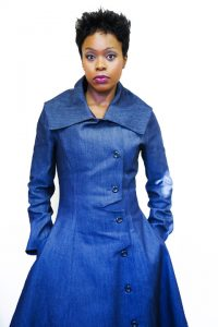 Lusanda Mbane will play the role of Boniswa on Scandal!