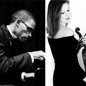 Jacqueline Martens (violin) & Sulayman Human (piano)