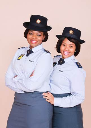 Captain Ndivhuwo Mulamu & Captain Kgaogelo Chokoe